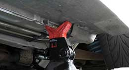 a how to guide for brake caliper painting